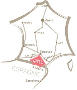 Foix tourisme nous contacter - Office de tourisme de foix ...